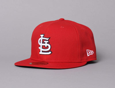 Cap Fitted 59FIFTY AC Perf St. Louis Cardinals Home New Era