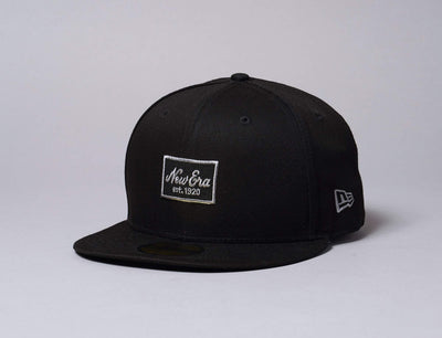 Cap Fitted 59FIFTY NE Essential Black New Era