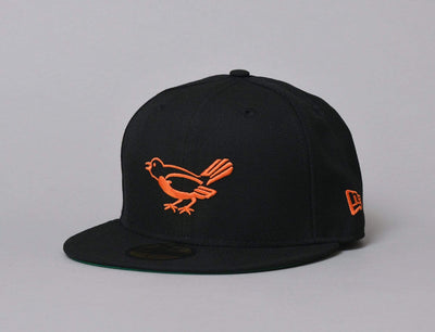 Cap Fitted 59FIFTY Retro Coop Pack Baltimore Orioles New Era