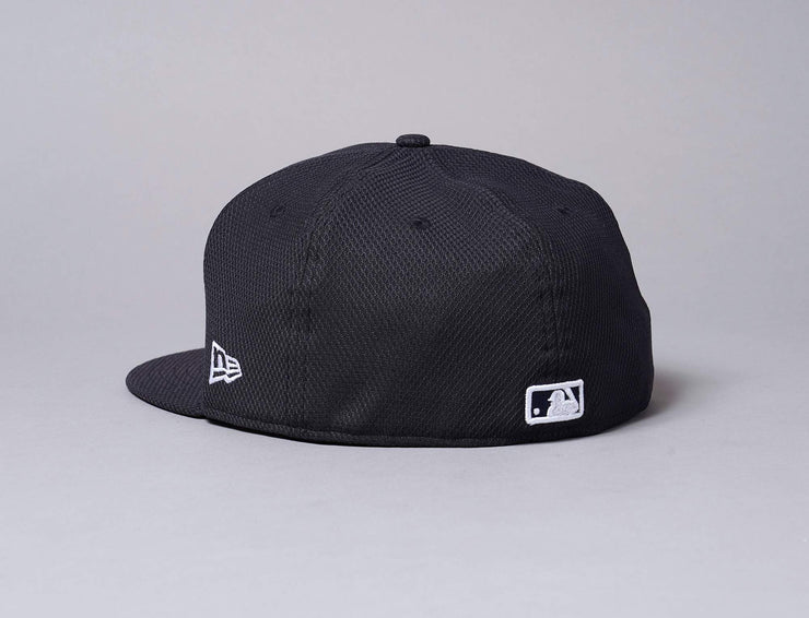 Cap Fitted Fitted Cap NY Yankees Navy 59FIFTY Featherweight New Era