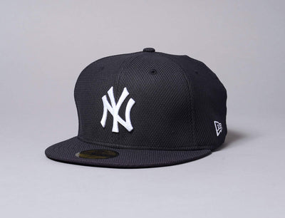 Fitted Cap NY Yankees Navy 59FIFTY Featherweight