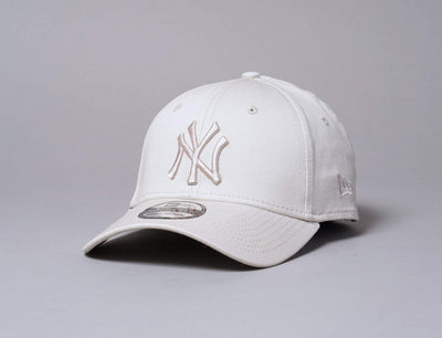 Cap Flexfit Cap Stretch-Fit NY Yankees Stone 39THIRTY League Essential New Era