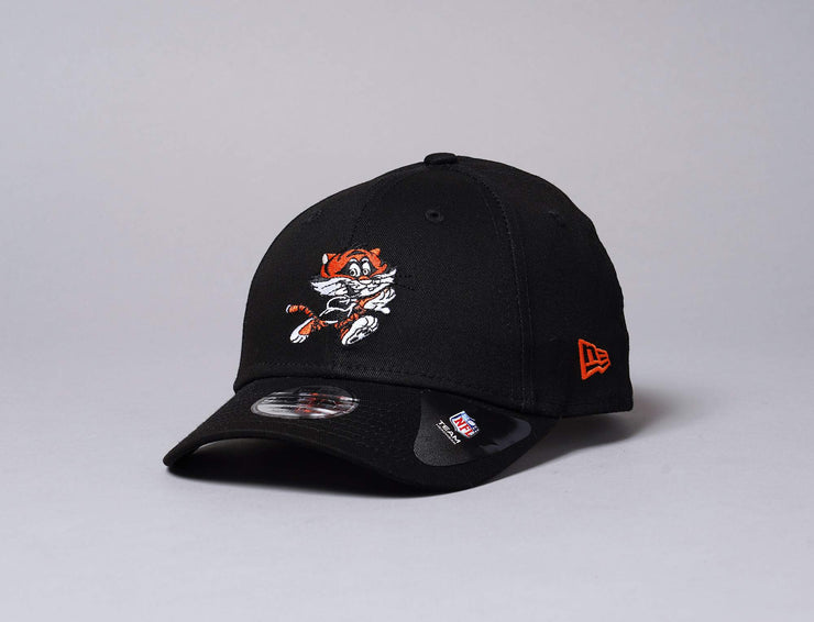 Cap Barn Cincinnati Bengals Black 9FORTY Kids