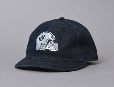 9FIFTY Low Profile NFL Team Helmet Oakland Raiders
