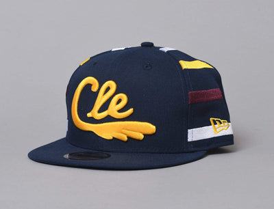 Cap Snapback 9FIFTY NBA City Series Cleveland Cavaliers New Era 9FIFTY / Blue / One Size