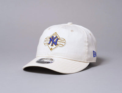 9FIFTY Retro Crown Coopertown NY Yankees Off-White