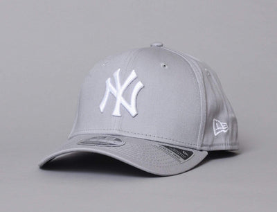 9FIFTY Stretch-Snap NY Yankees Graphite/White