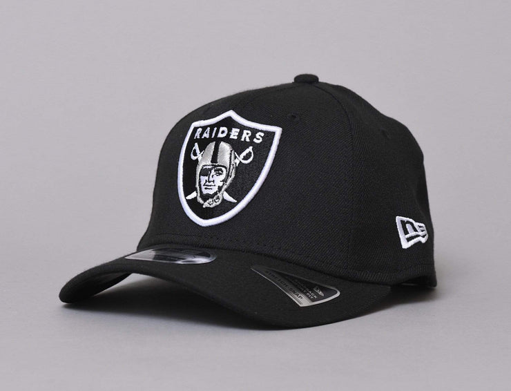 9FIFTY Stretch-Snap Oakland Raiders Black