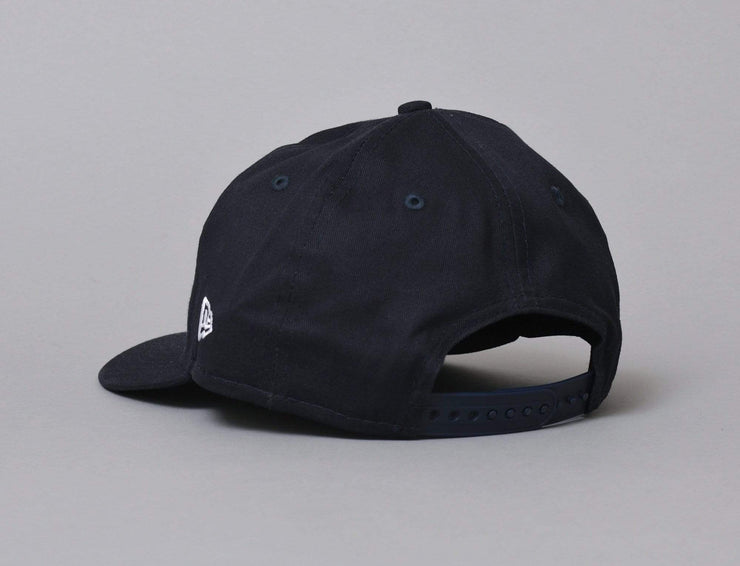 Cap Snapback Retro Crown 9FIFTY New Era Vintage Patch Navy New Era