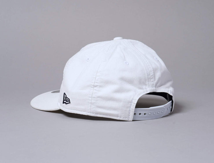 Snapback Cap Boston Red Sox Off White 9FIFTY Indigo Retro Crown