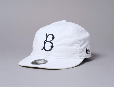 Cap Snapback Snapback Cap Boston Red Sox Off White 9FIFTY Indigo Retro Crown New Era