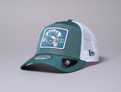 Cap Trucker 9FORTY Wordmark Trucker Philadelphia Eagles New Era 9FORTY A-Frame Trucker / Team / One Size