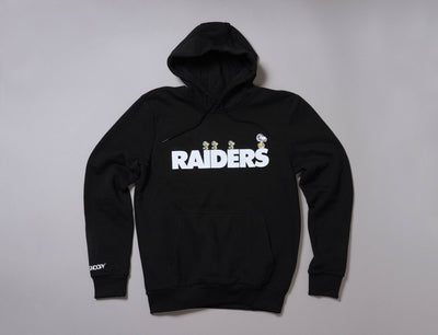 Clothing Hoodie New Era X NFL X Snoopy Hoodie Oakland Raiders New Era
