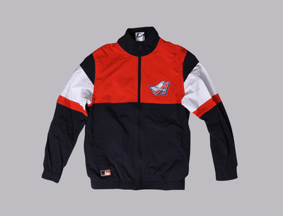 Clothing Jacket MLB Coast To Coast Track Jacket Anaheim Angels New Era