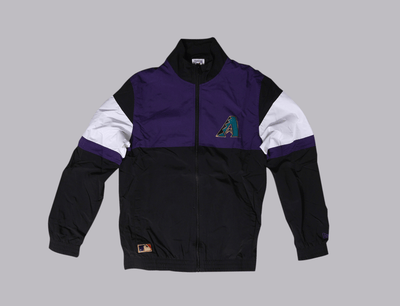 MLB Coast To Coast Track Jacket Arizona Diamondbacks
