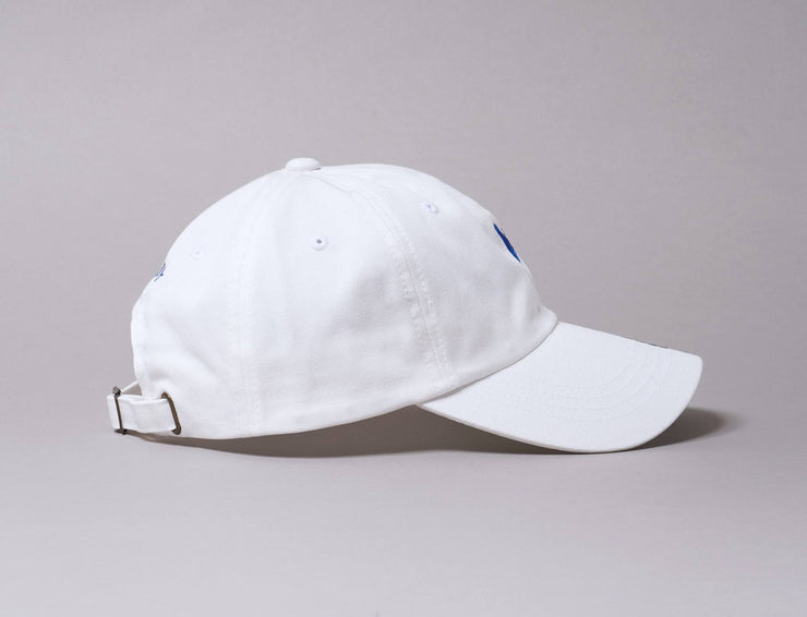 Cap Adjustable Oslo Rats Dad Hat White/Blue Oslo Rats Adjustable Cap / White / One Size