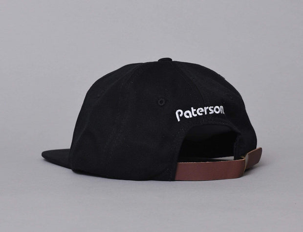 Paterson Club Hat Black/Salmon