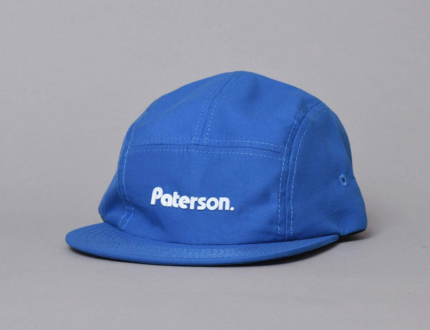 Paterson Enoch 5-Panel Camp Cap Navy