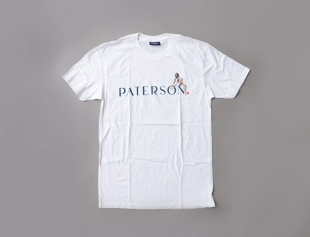 Paterson Pin Up Tee, White