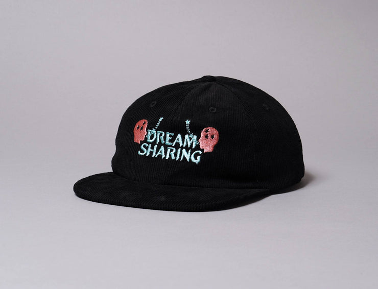 Cap Adjustable Playdude Dream Sharing Cap Black Playdude Adjustable Cap / Black / One Size