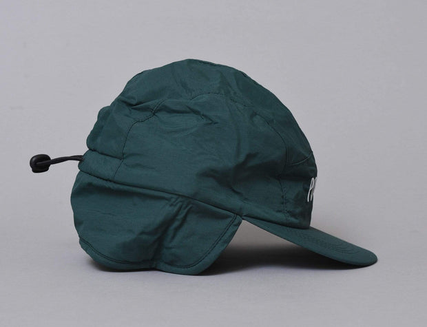 Polar Flap Cap Dark Green