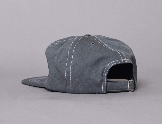 Polar Contrast Cap Grey Green