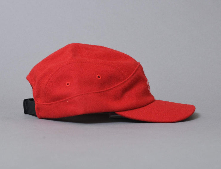 Polar Wool Speed Cap Red
