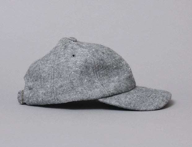 Polar Boiled Wool Cap Grey