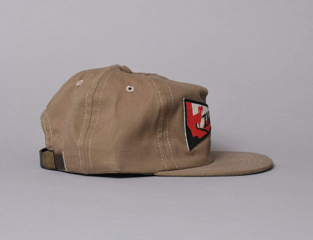 The Ampal Creative Zion Pennant Khaki
