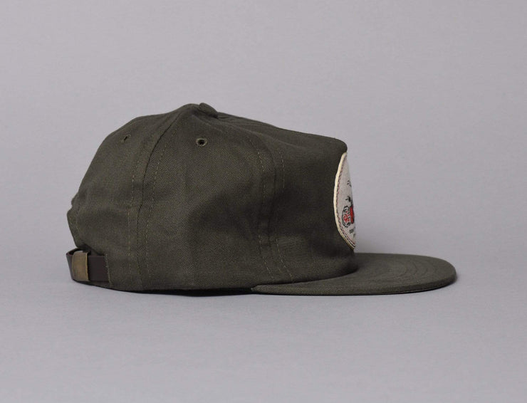 Cap Adjustable The Ampal Creative Dont Think Twice Olive The Ampal Creative Adjustable Cap / Green / One Size