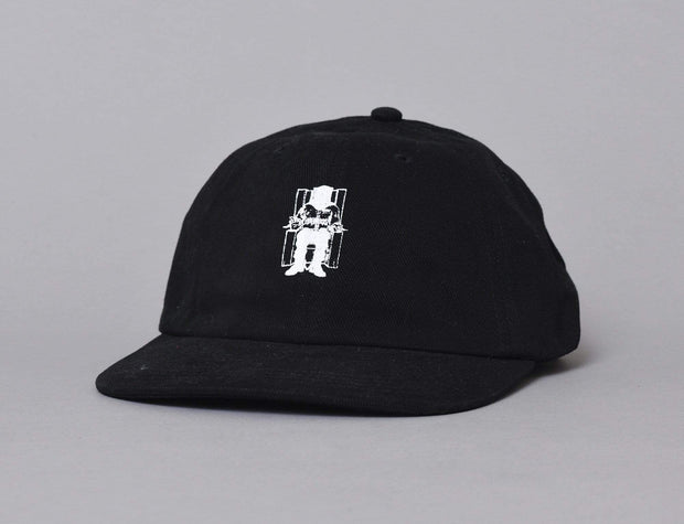 The Hundreds Death Row Executioner Strapback Cap Black