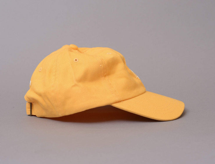 The Hundreds Death Row Executioner Strapback Cap Yellow