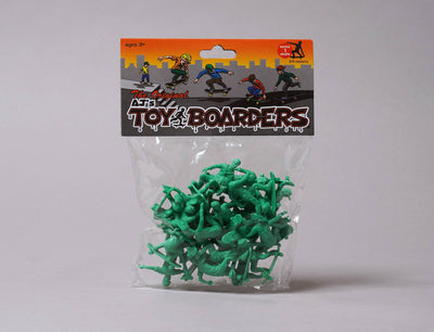 Accessories Random Toy Boarders Skate Series #1 Toy Boarders Toys / Green / One Size