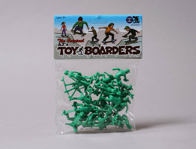Accessories Random Toy Boarders Skate Series #2 Toy Boarders Toys / Green / One Size
