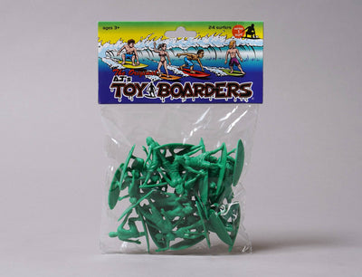 Accessories Random Toy Boarders Surf Series #1 Toy Boarders Toys / Green / One Size