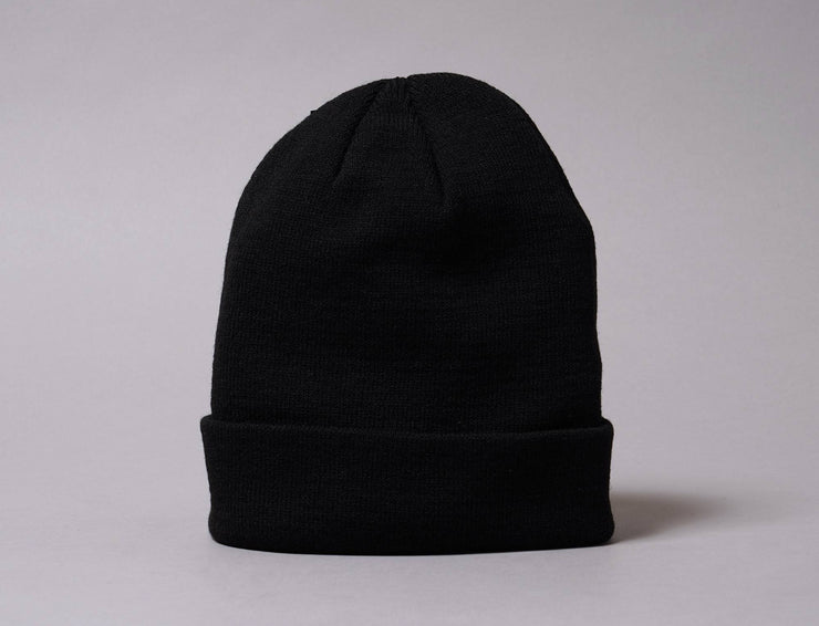 Lue Wu-Wear Logo Beanie Black
