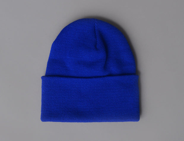 Flexfit Heavyweight Long Beanie 1501KC  Royal Blue