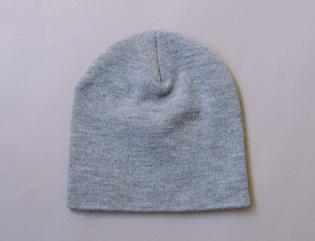 Flexfit Heavyweight Beanie 1500KC  Heather Grey