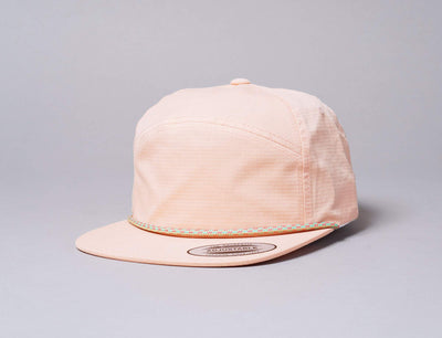 Yupoong Color Braid Jockey Cap Peach