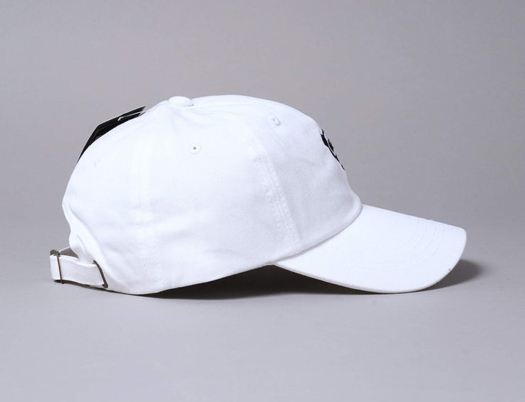 Flexfit Panda Dad Cap White