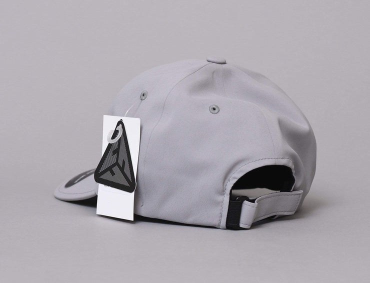 Cap Adjustable Flexfit Delta Adjustable 180A Silver Grey Yupoong Adjustable Cap / Grey / One Size