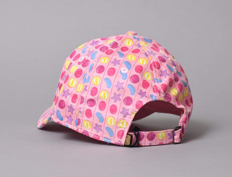 Soo Delicious Curved Cap Pink