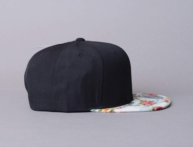 Yupoong Classic Snapback 6089F Mint Floral