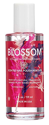 Blossom Scented Nail Polish Remover Spring Bouquet 2 fl oz