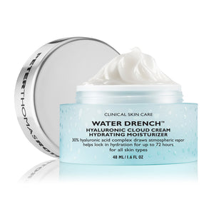 PETERTHOMASROTH WATER DRENCH HYALURONIC CLOUD CREAM HYDRATING MOISTURIZER 1.7 FL OZ