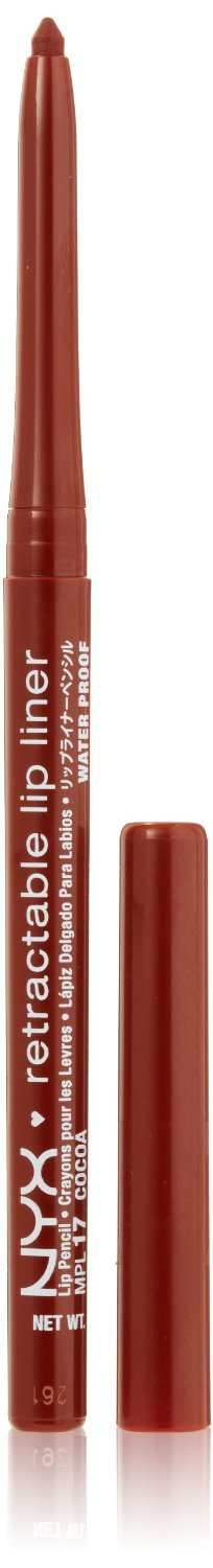 NYX Retractable Lip Liner COCOA  0.01 oz.