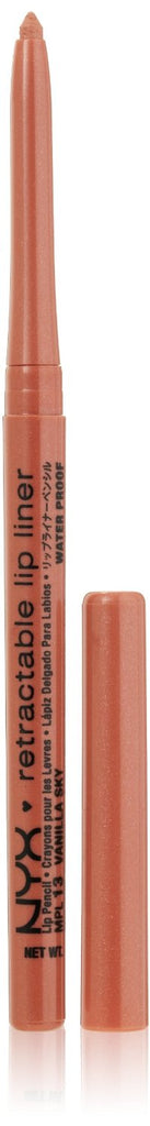 NYX Retractable Lip Liner VANILLA SKY 0.01 oz.