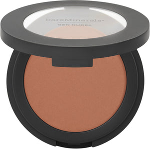 bareMinerals GEN NUDE POWDER BLUSH LET'S GO NUDE .21 oz