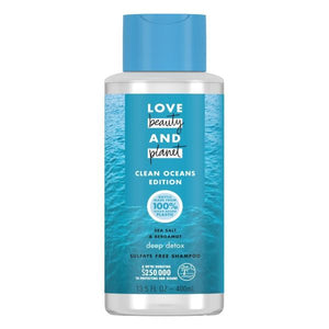 LOVE beauty AND planet CLEAN OCEANS EDITION SEA SALT & BERGAMOT deep detox CONDITIONER 13.5 FL OZ