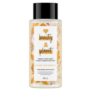 LOVE beauty AND planet TURMERIC prevent and preserve CONDITIONER 13.5 FL OZ
